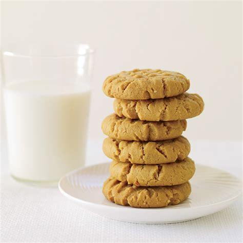 crunchy peanut butter cookies recipe elizabeth woodson food wine
