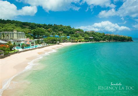 sandals regency st lucia the best places for destination weddings and honeymoons in