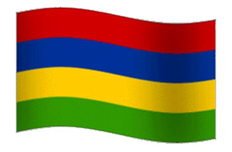 Free Animated Mauritius Flags - Mauritian Clipart Free Animated Clip Art American Flag