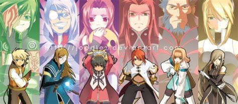 tales of the abyss badaq tales of the abyss zerochan anime image board