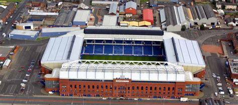 Cape Home Plans by Ibrox Stadium Guide Glasgow Rangers F C Football Tripper