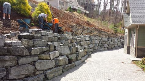 patio retaining wall retaining wall ideas rock retaining the rock retaining wall ideas home ideas collection