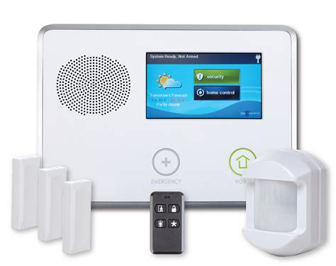 2gig go panel kit diy home security