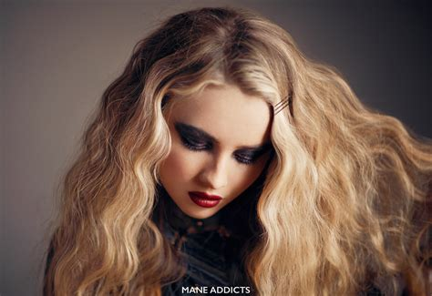 Sabrina Syari Black sabrina carpenter mane addicts mane muse shoot 2015 02