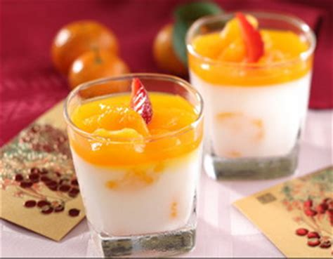 membuat puding yoghurt resep puding mangga saus yogurt sajian enak saat berbuka