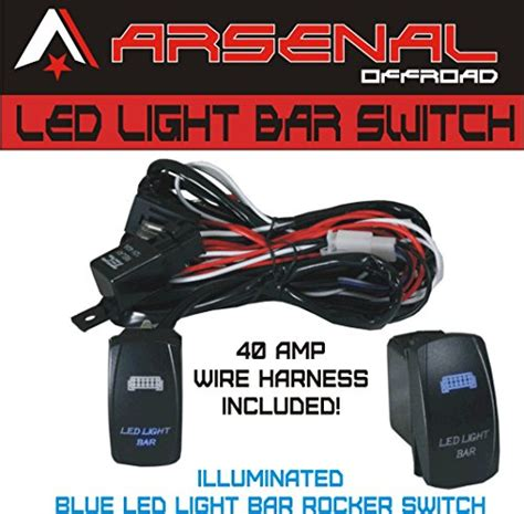 arsenal offroad new 2016 52 inch 300w mega led light bar by arsenal
