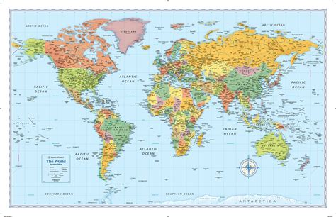 world map wall rand mcnally m series world wall map maps