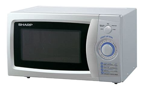 Microwave Oven Sharp R 222y S sharp microwave oven r 220l s 22 liters cebu appliance