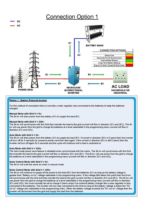 kaco inverter wiring drawings rv inverter installation