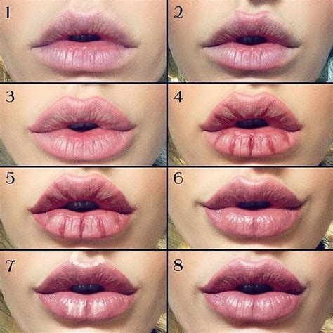lip tutorial instagram kylie jenner angelina jolie lips without injections