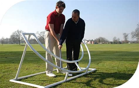 half golf swing 골프 스윙 플레인 half circle golf swing plane trainer 양용은 스윙연습기
