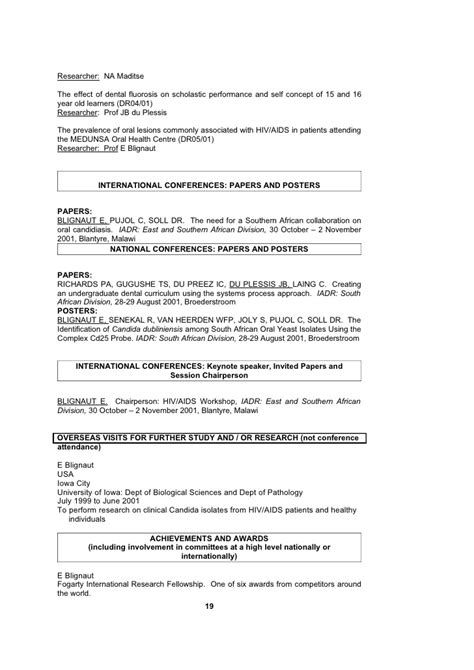 Cv Template Uk 16 Year Olds 2001 Doc
