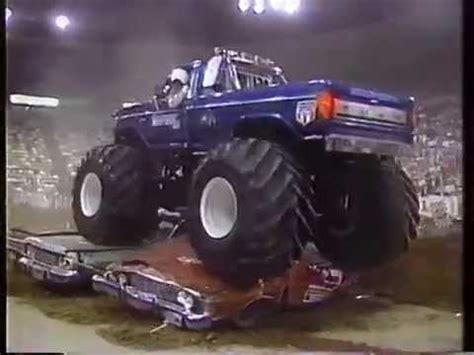 bigfoot monster truck videos youtube モンスタートラック monster truck bigfoot youtube