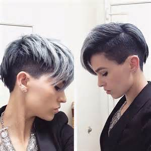stylish cuts for gray hair 20 good short grey haircuts short hairstyles haircuts 2017