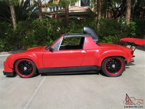 porsche 914 modified 1971 porsche 914 custom chevrolet small block twin turbo 5