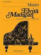 theme music elvira madigan elvira madigan theme from concerto 21 sheet music by