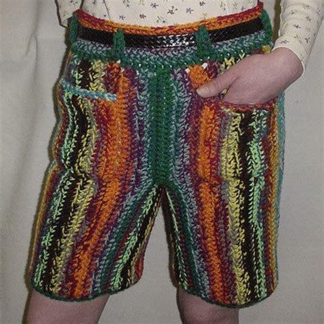pattern crochet mens shorts 17 best images about crochet for men on pinterest rock