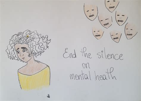 The Far Side Of Silence the sound of silence on mental health the invisible f