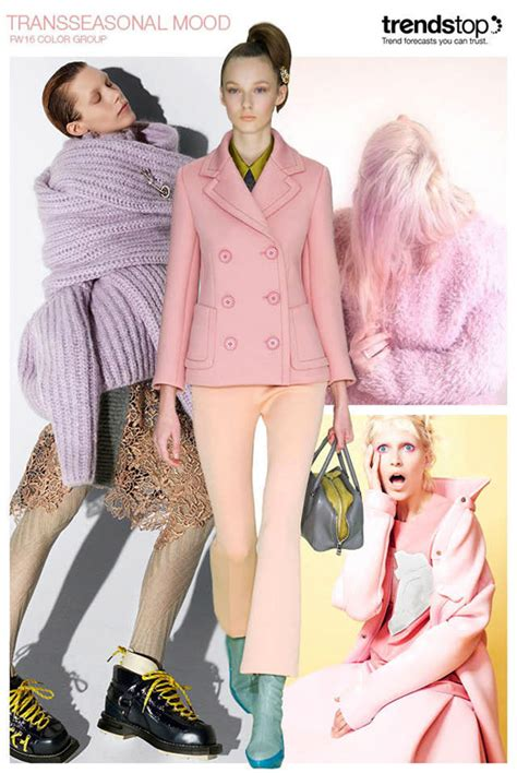 trends for 2017 fall winter 2016 2017 fashion trends pastels