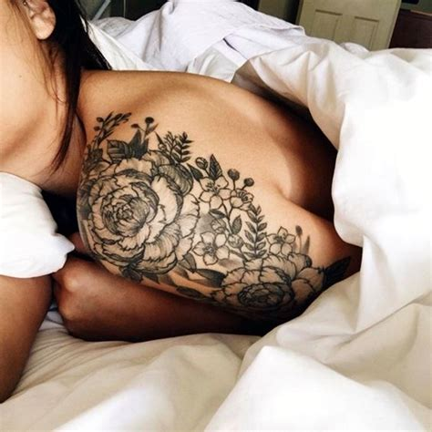 60 Best Shoulder Tattoos For Women In 2017 Do Like Tattoos