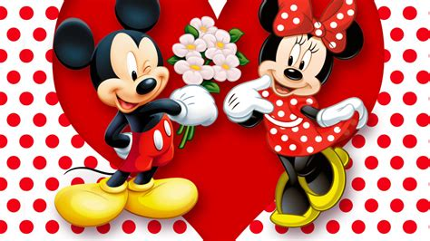 Mickey And Minnie Q0230 A3 2017 Print 3d Samsung minnie mouse mickey mouse pictures