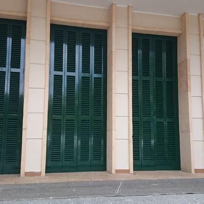 persianas mallorquinas de madera presupuesto persianas mallorquinas aluminio en palma de