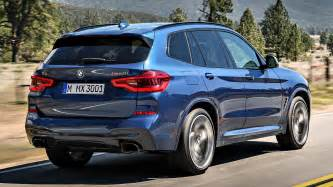 bmw x3 m40i 2017 wallpapers and hd images car pixel