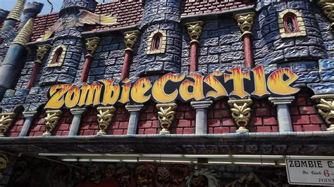 theme park zombie playland park photos videos reviews information