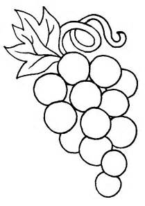coloring page free grapes coloring pages learn to coloring