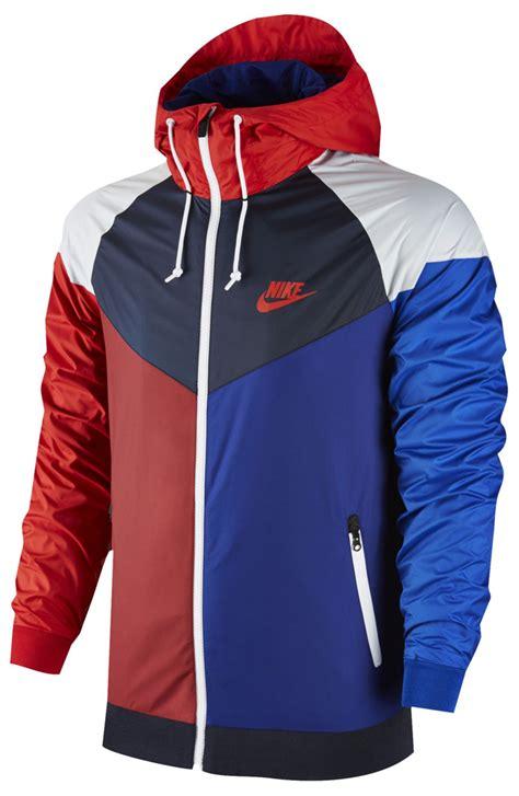 colorful nike windbreaker nike sportswear windrunner multicolor jacket sportfits