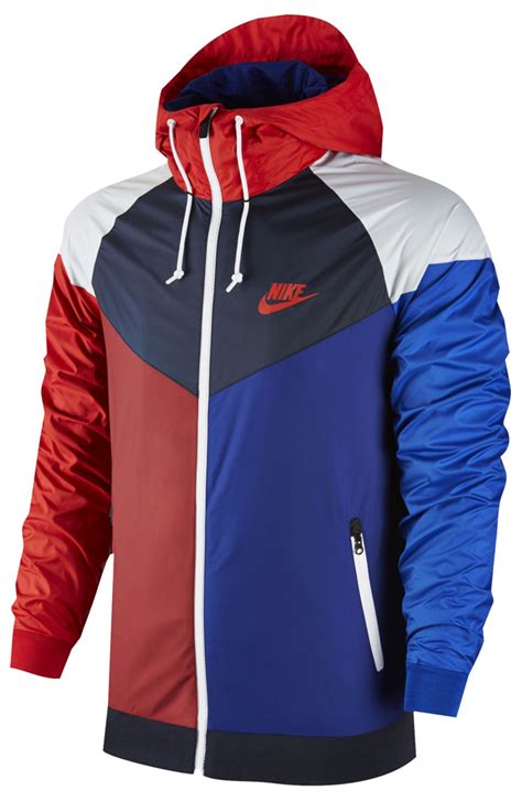colorful nike jacket nike sportswear windrunner multicolor jacket sportfits