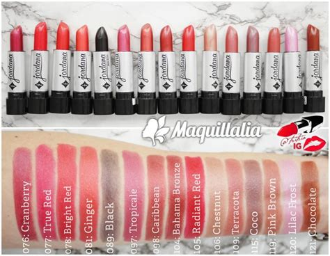 Lipstik Jordana 1000 images about makeup maquillatge on swatch eyeshadow and liquid lipstick