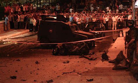 consolato italiano a istanbul istanbul doppio attentato bomba a stazione polizia
