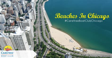carefree boat club of milwaukee beaches in chicago carefree boat club