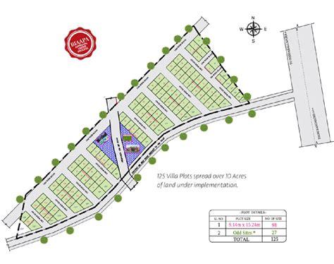 layout plan of surya nagar phase iii surya surya paradise phase 2 in doddaballapur bangalore