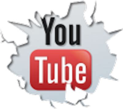 Hidden Photo Gallery - YouTube Logo