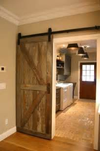 Interior Barn Doors For Homes by 25 Best Ideas About Interior Barn Doors On