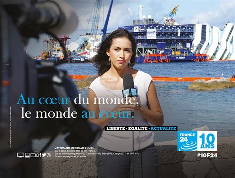 Celebrating 10 years of France 24 - FRANCE 24 France News 24 Live