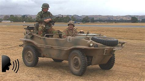 ww2 vehicles vw schwimmwagen ww2 hibious car