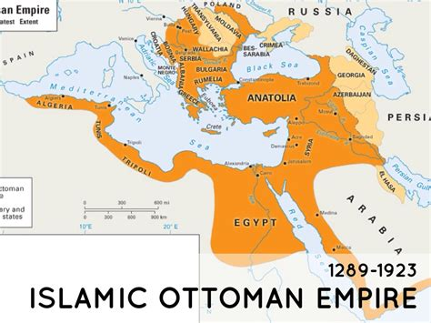 Empir Ottoman by Ottoman Empire By Lilyaskegaard