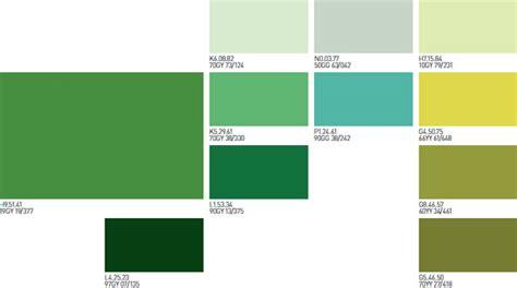 imagenes de tonos verdes verdes pinturas montana