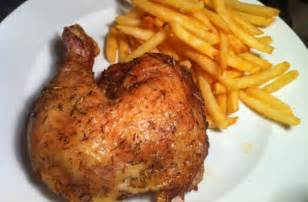 devilled chicken and chips recipe goodtoknow