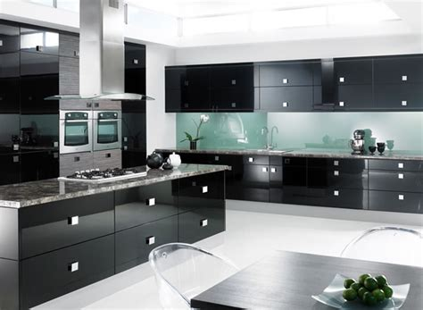 modern black kitchen cabinets for kitchen black kitchen cabinets