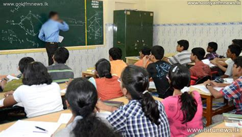couch class a move to ban private tuition during school hours hiru