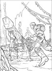 7 wars coloring pages