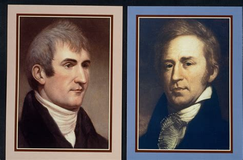 lewis and clark lewis l and clark r credit jean erick pasquier getty images