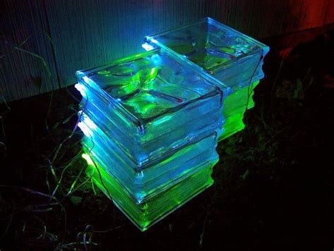 how to make glass blocks with lights 305 best images about solar power on pinterest off grid