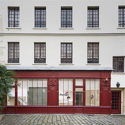 Serge Ferrari by Serge Ferrari Fait Son Showroom Office Et Culture