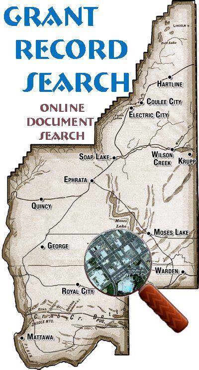 County Wa Property Records Search Grant Record Search Login