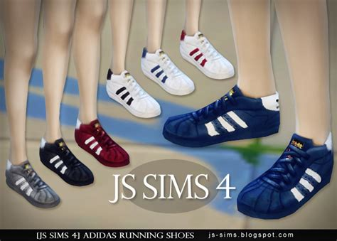 js sims 4 adidas running shoes js sims the sims 4